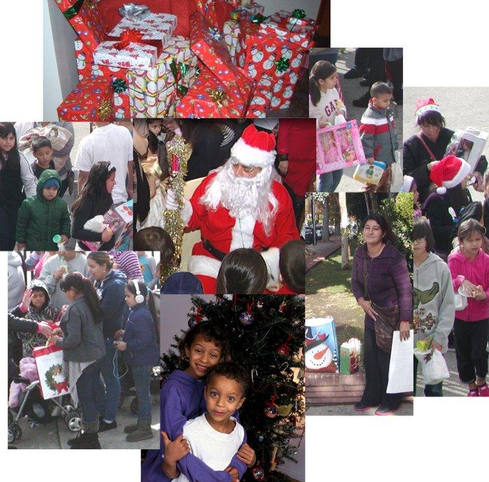 One Human Community's Christmas 2014