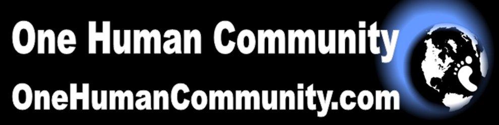 One Human Community
